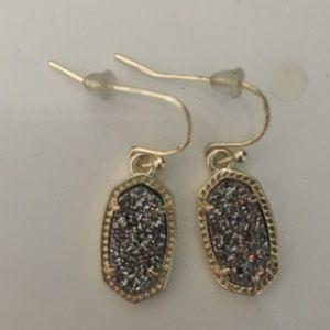 Kendra Scott drop earrings